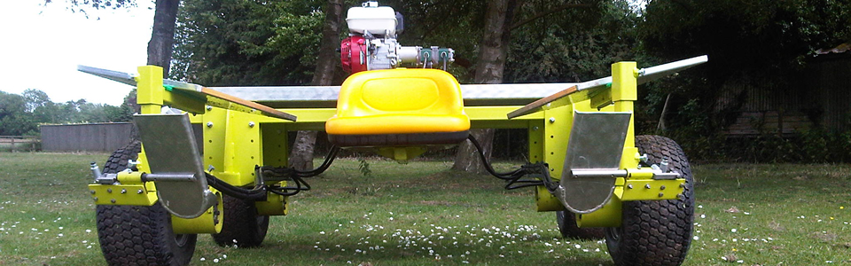OUR MULTIMOKES ARE IDEAL FOR LANDSCAPING AND AMENITY WORK.